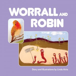 The front cover of Worrall and Robin