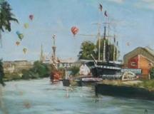 Harbourside. Bristol