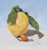 The Bread Lemon . Amalfi.