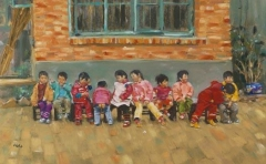 Waiting for Teacher - Xian