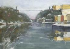 Winter Bridge. 72
